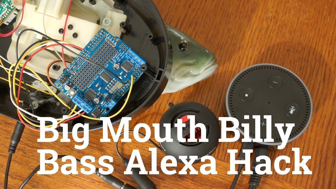 How to Hack Alexa Into a Fish