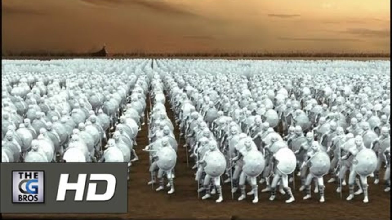 CGI VFX Behind the Scenes Breakdowns HD: The Immortals making of by Rodeo FX