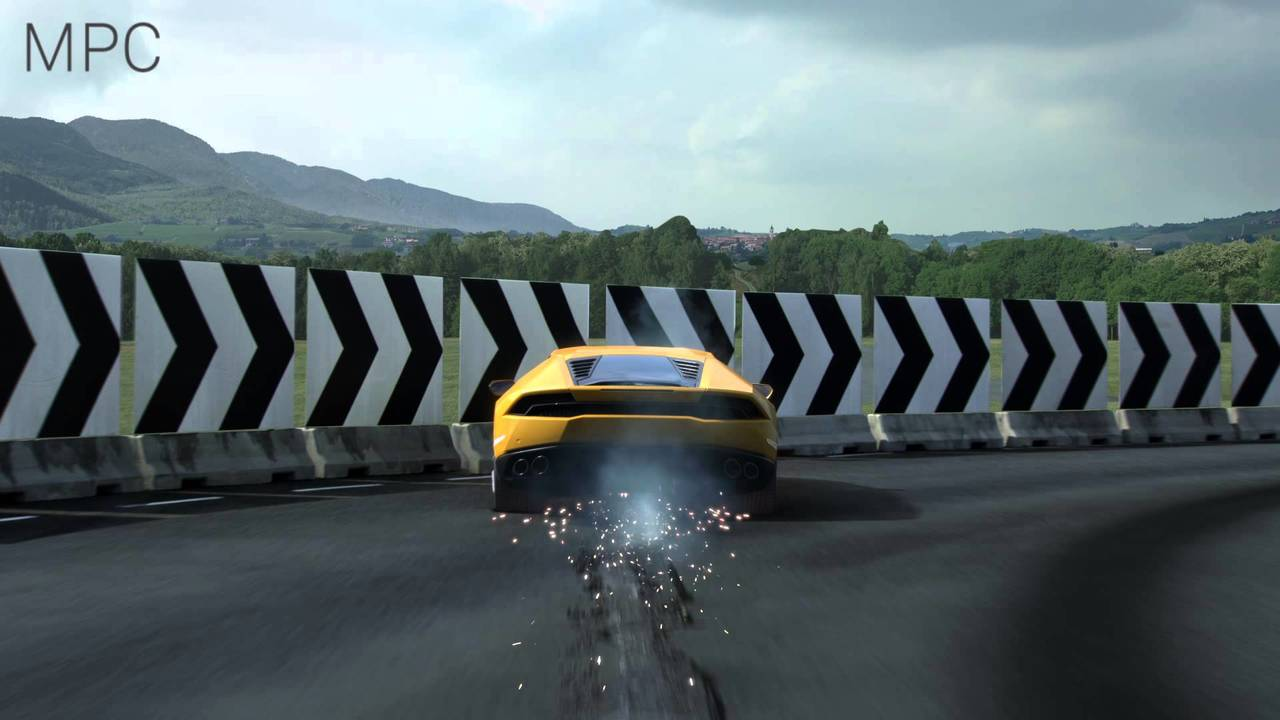 Xbox Forza, Leave Your Limits VFX Breakdown