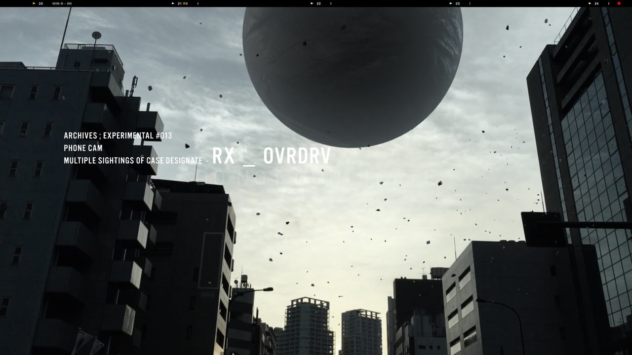 Crossfaith - 'Rx Overdrive' Official Music Video