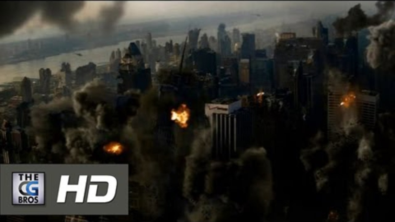 CGI VFX Breakdown & Demo HD: 2.5D