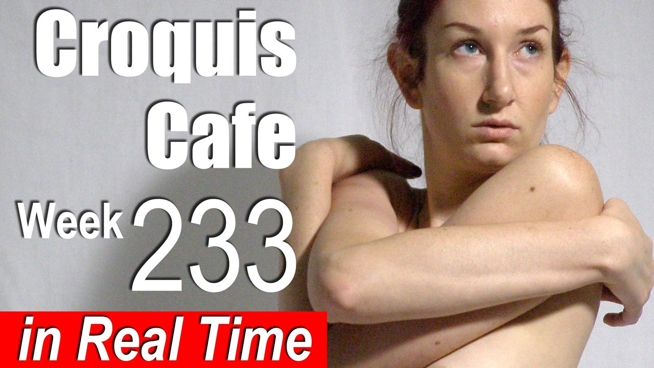 Croquis Cafe: Figure Drawing Resource No. 233