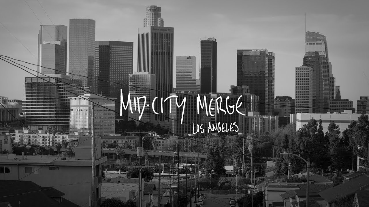 introducing /// Mid-City Merge