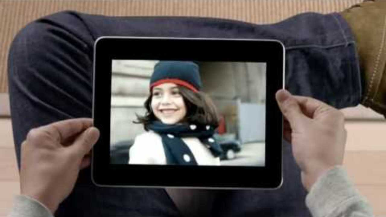 Apple Ipad advertisement HD