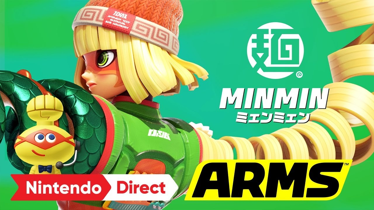 ARMS [Nintendo Direct 2017.4.13]
