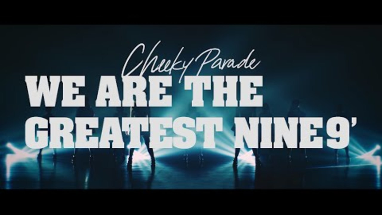 Cheeky Parade / WE ARE THE GREATEST NINE9'