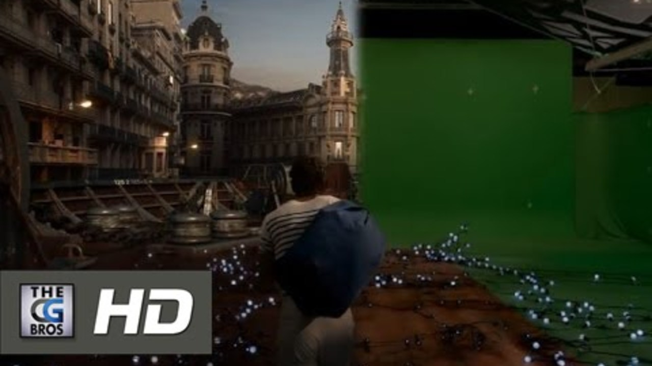 CGI VFX Breakdown 1080p HD: