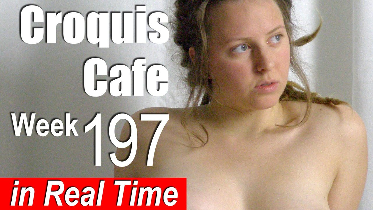 Croquis Cafe: Figure Drawing Resource No. 197