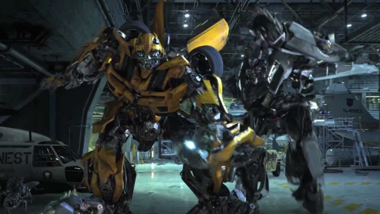 Transformers: The Ride 3D Official Teaser Trailer