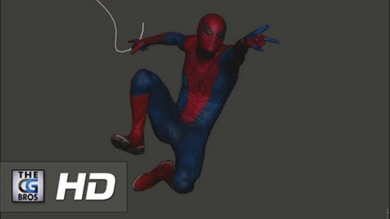 CGI VFX Behind The Scenes HD: The Amazing Spider Man Iconic Poses by Sony Pictures Imageworks