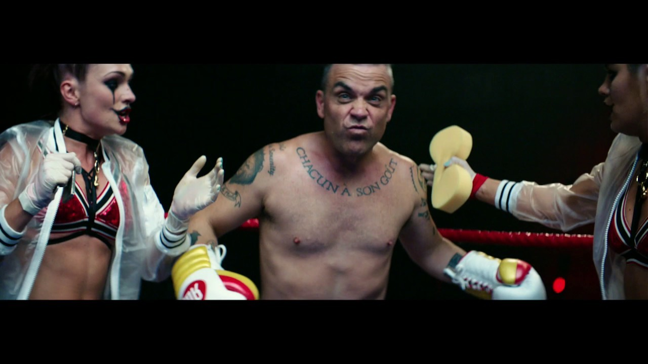 Robbie Williams | The Heavy Entertainment Show - Official Video