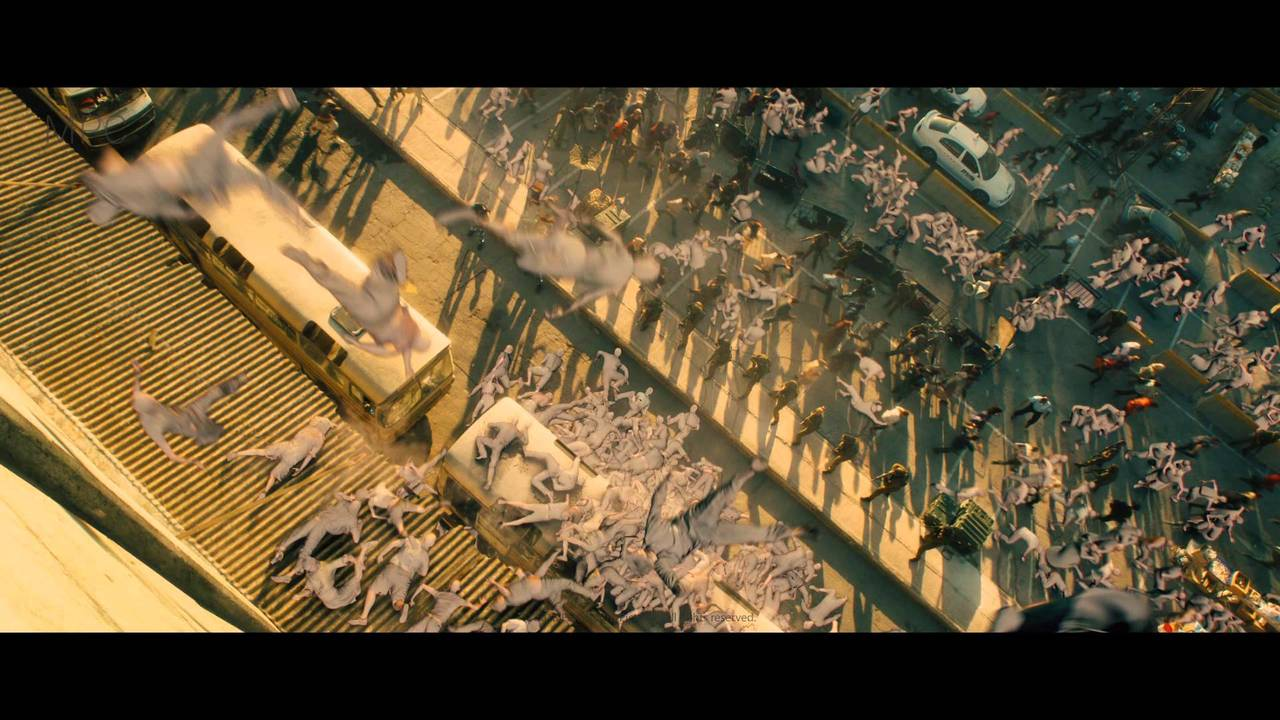 MPC World War Z VFX breakdown