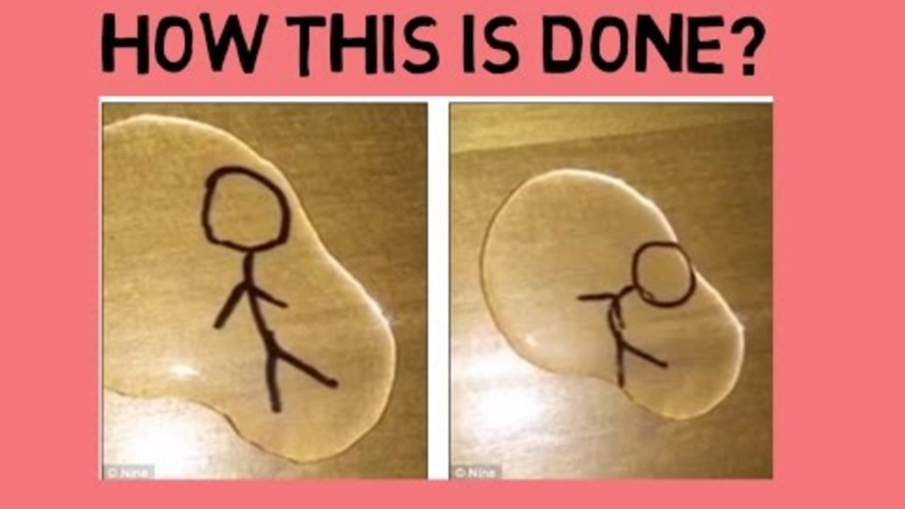 The Magical Moment a Stick Figure Comes to Life