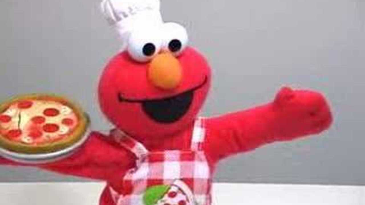 Pizzeria Elmo Singing Pizza - Complete Song