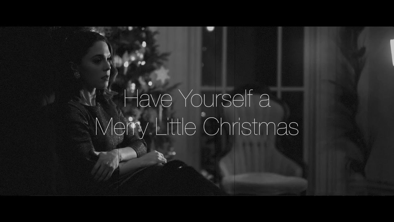 Have Yourself A Merry Little Christmas - Libby Barnes