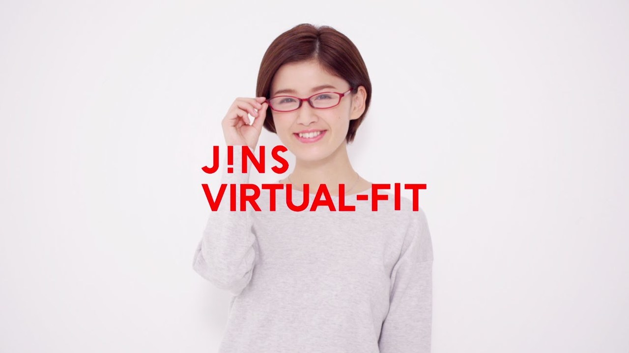 JINS VIRTUAL-FIT