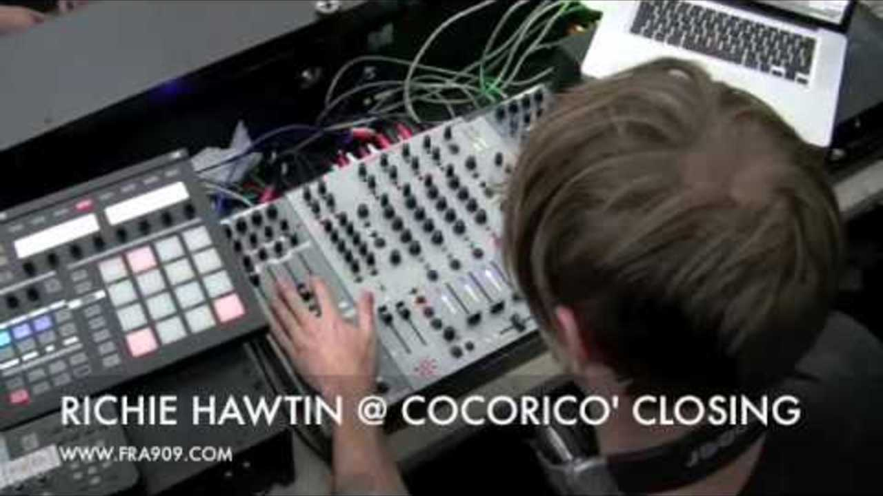 richie hawtin close