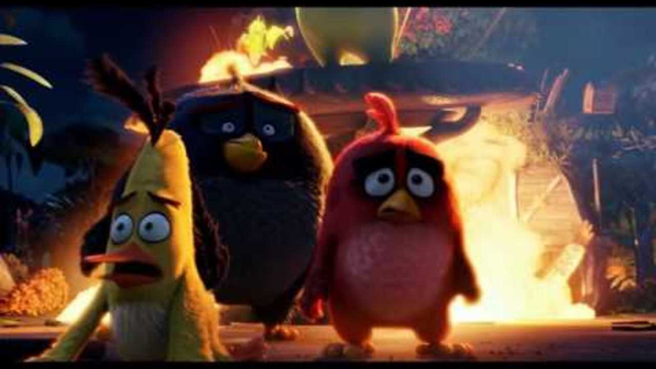 The Angry Birds Movie - Shot Breakdown