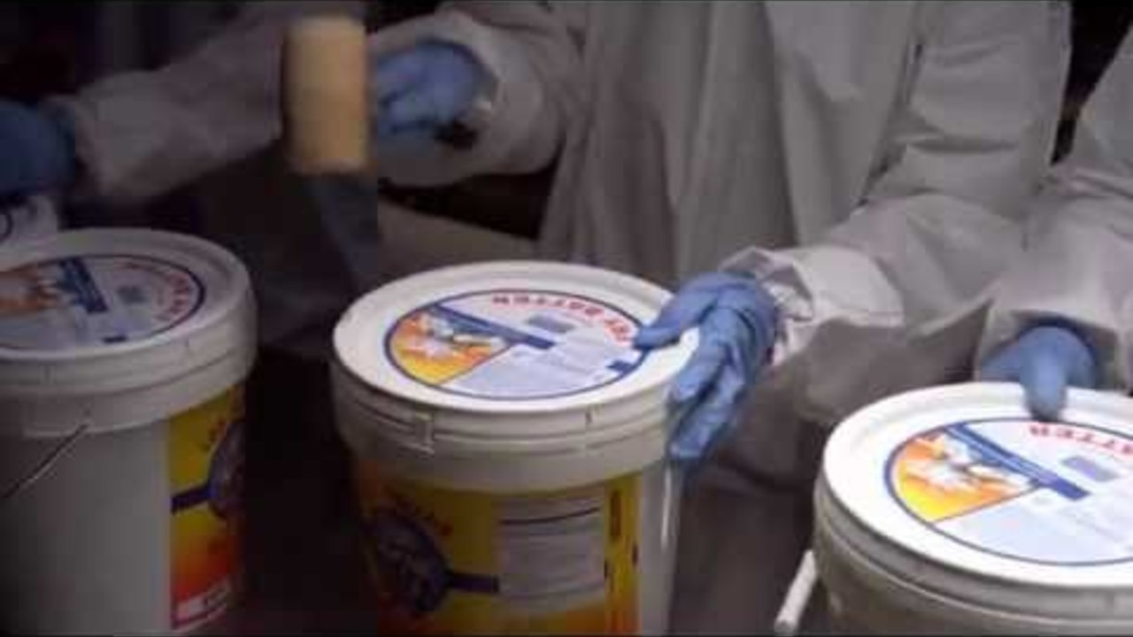 Breaking Bad- Los Pollos Hermanos Loading Drugs
