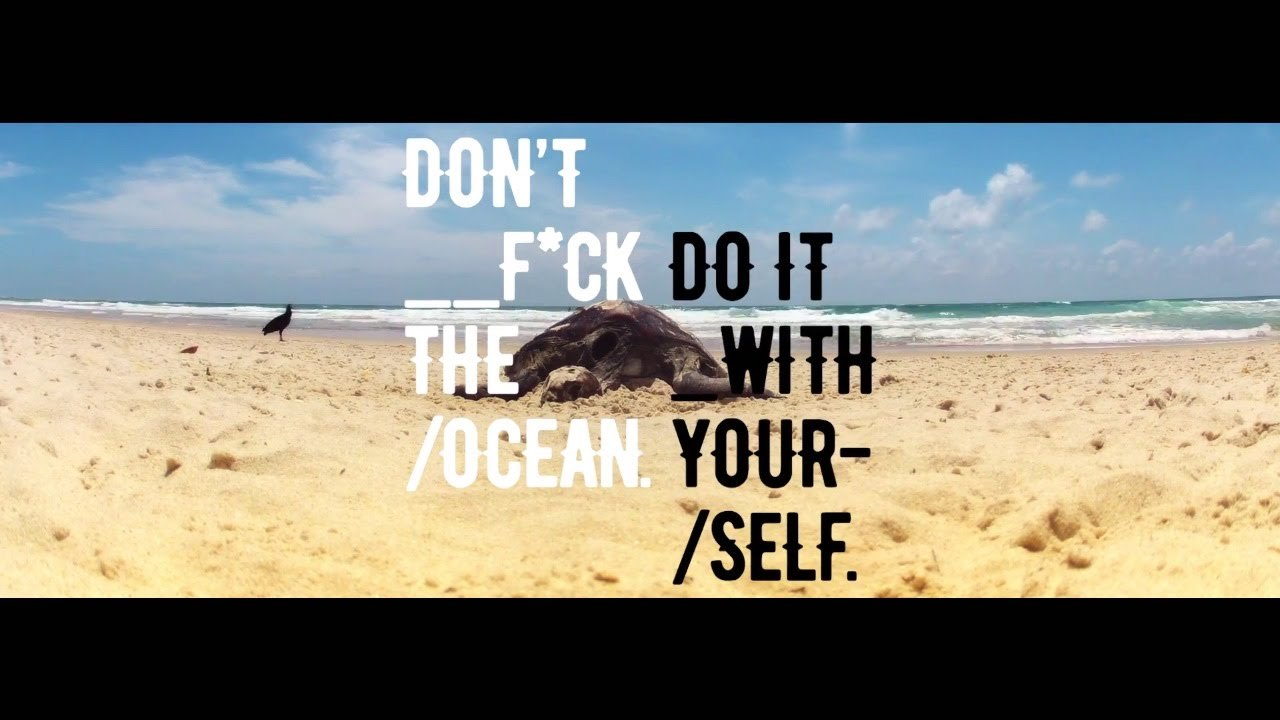MTV Apresenta: Don't f*ck the ocean, do it with yourself