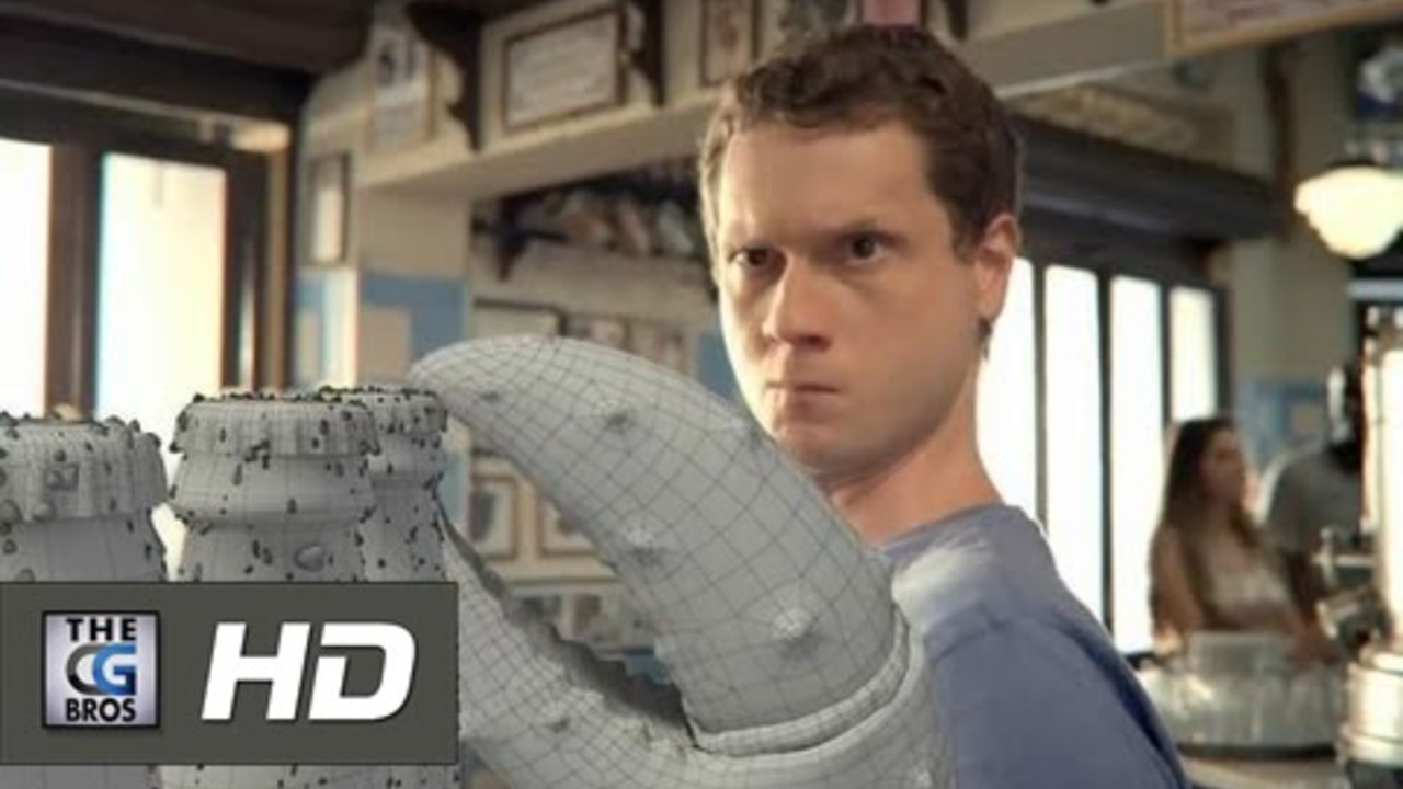 CGI VFX Making Of Short HD: