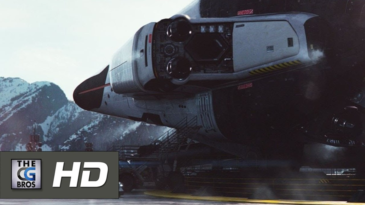 CGI VFX Compositing Breakdown HD: