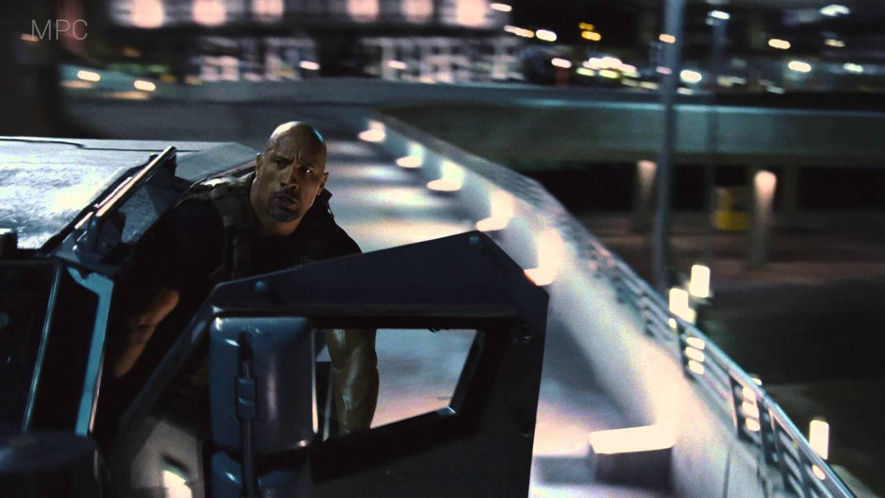 MPC Fast & Furious 6 VFX breakdown