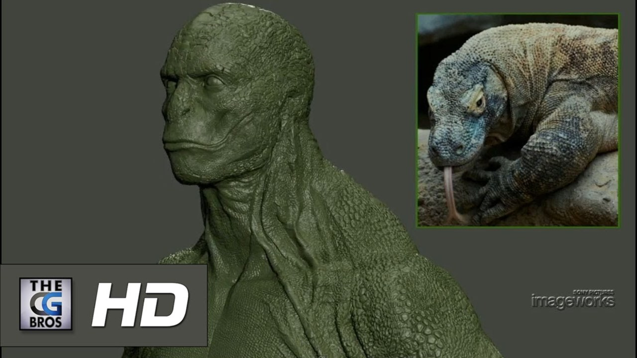 CGI VFX Behind The Scenes HD: The Amazing Spiderman Lizard Emerges by Sony Pictures Imageworks