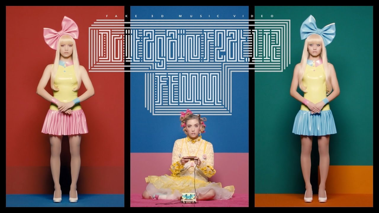 FEMM - Do It Again feat. LIZ (Fake 3D Music Video)
