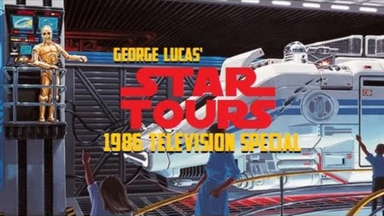 George Lucas' STAR TOURS TV Special