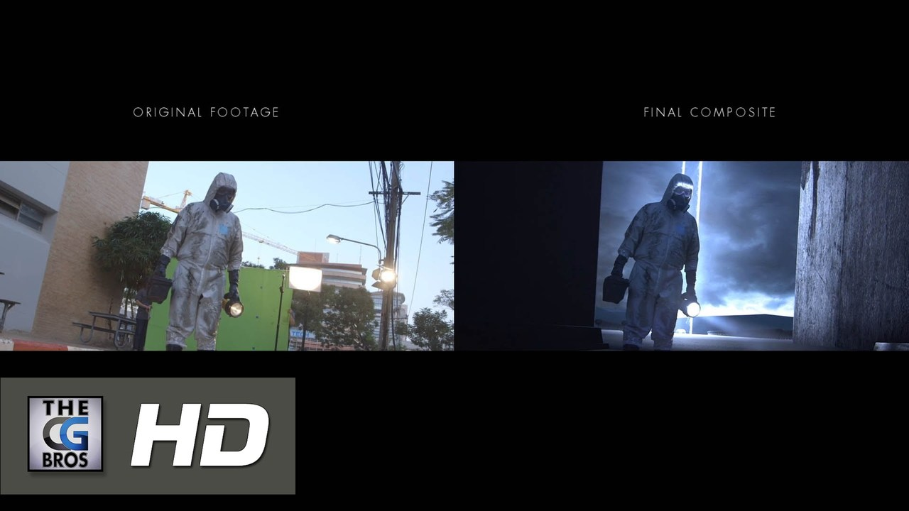 CGI VFX Breakdowns:
