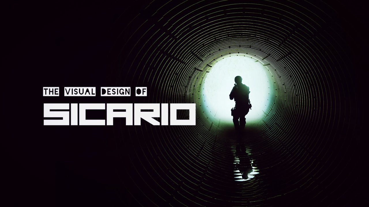Making The Visual Design of Sicario