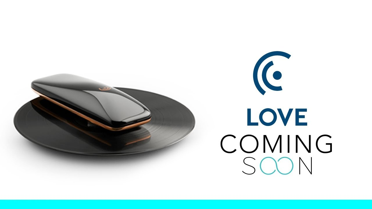 LOVE | The First Intelligent Turntable