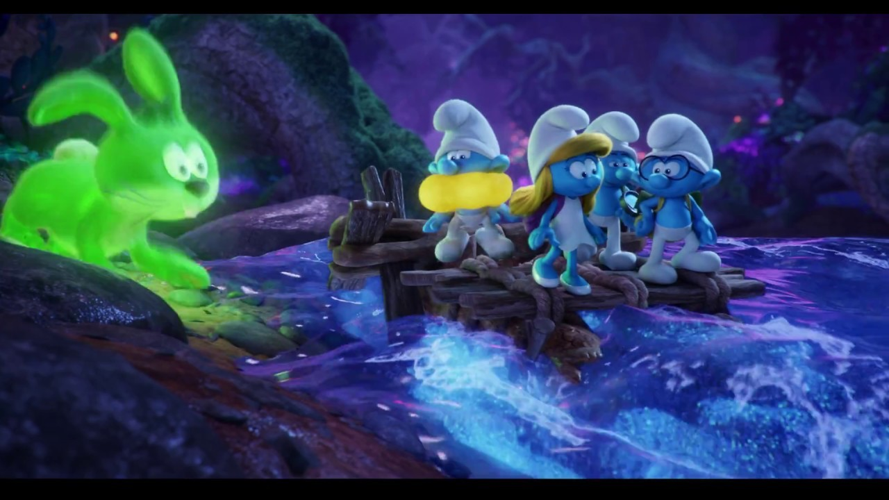 SMURFS: THE LOST VILLAGE - The River