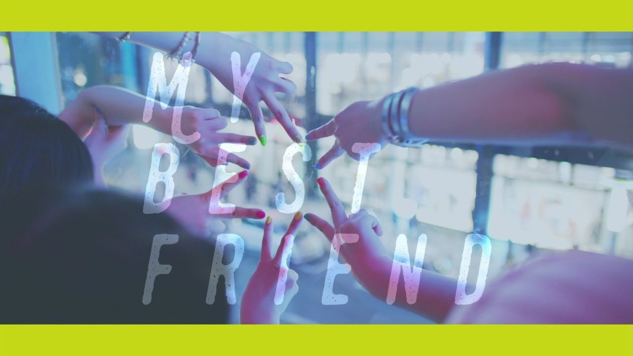 Little Glee Monster 『My Best Friend』Music Video-Short Ver.-