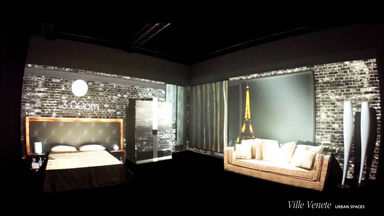 100%MadeInVenice - London Design Week - The Virtual Room