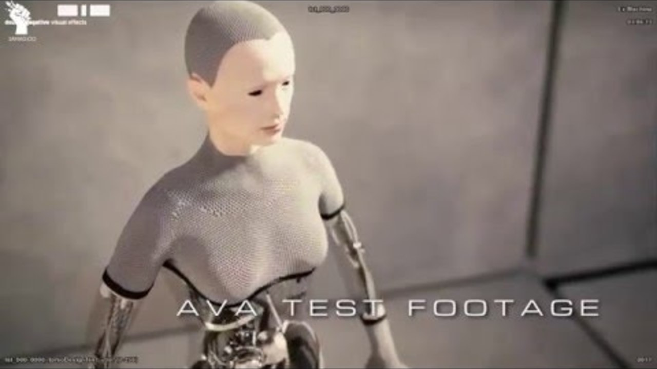Exclusive Making of Ex-Machina VFX Oscar Winner 2016