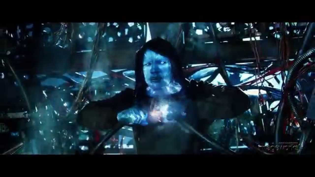 The Amazing Spider-Man 2 - Electro's Bolts Shot Build