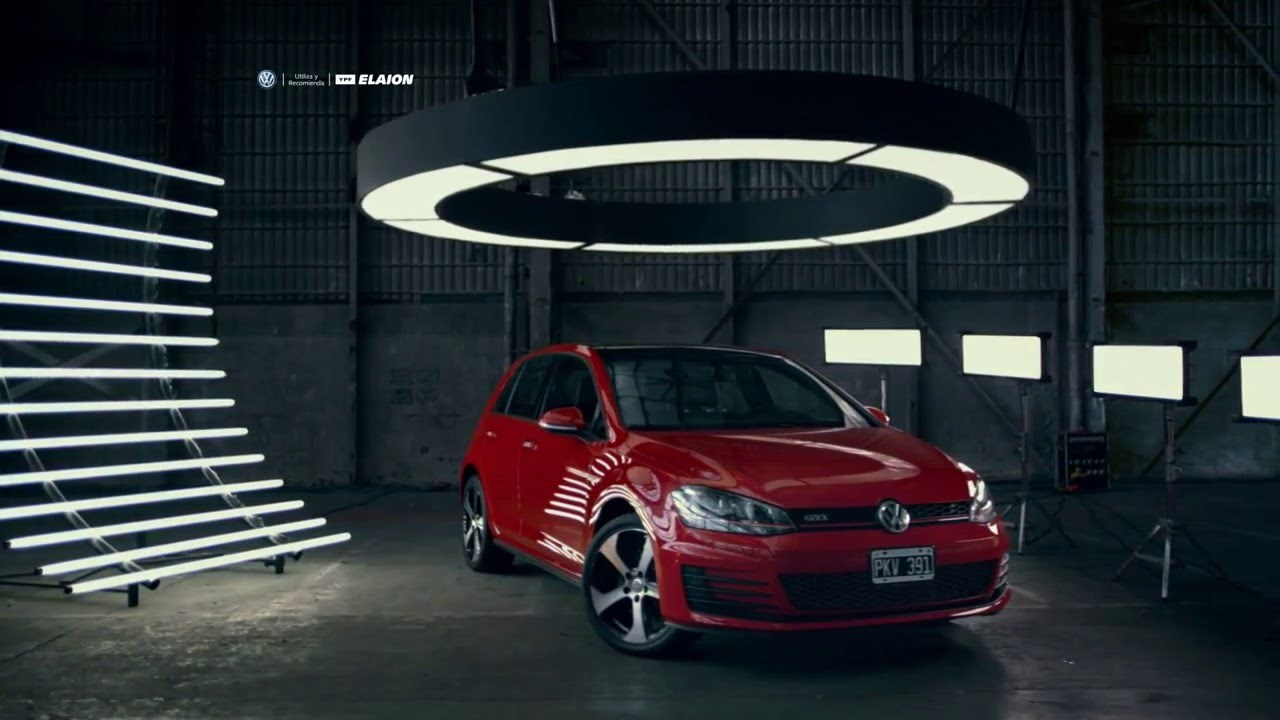 VW Golf GTI Fast Film - Slow Motion