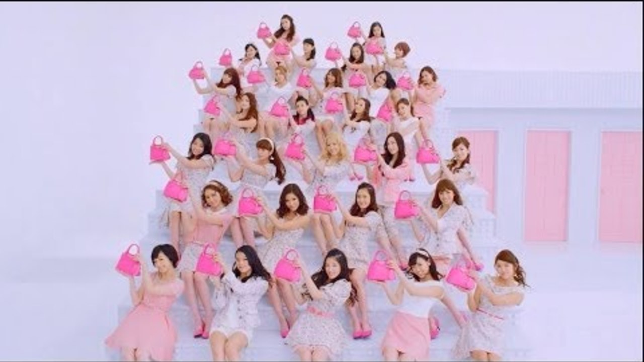 E-girls / Diamond Only (Music Video)