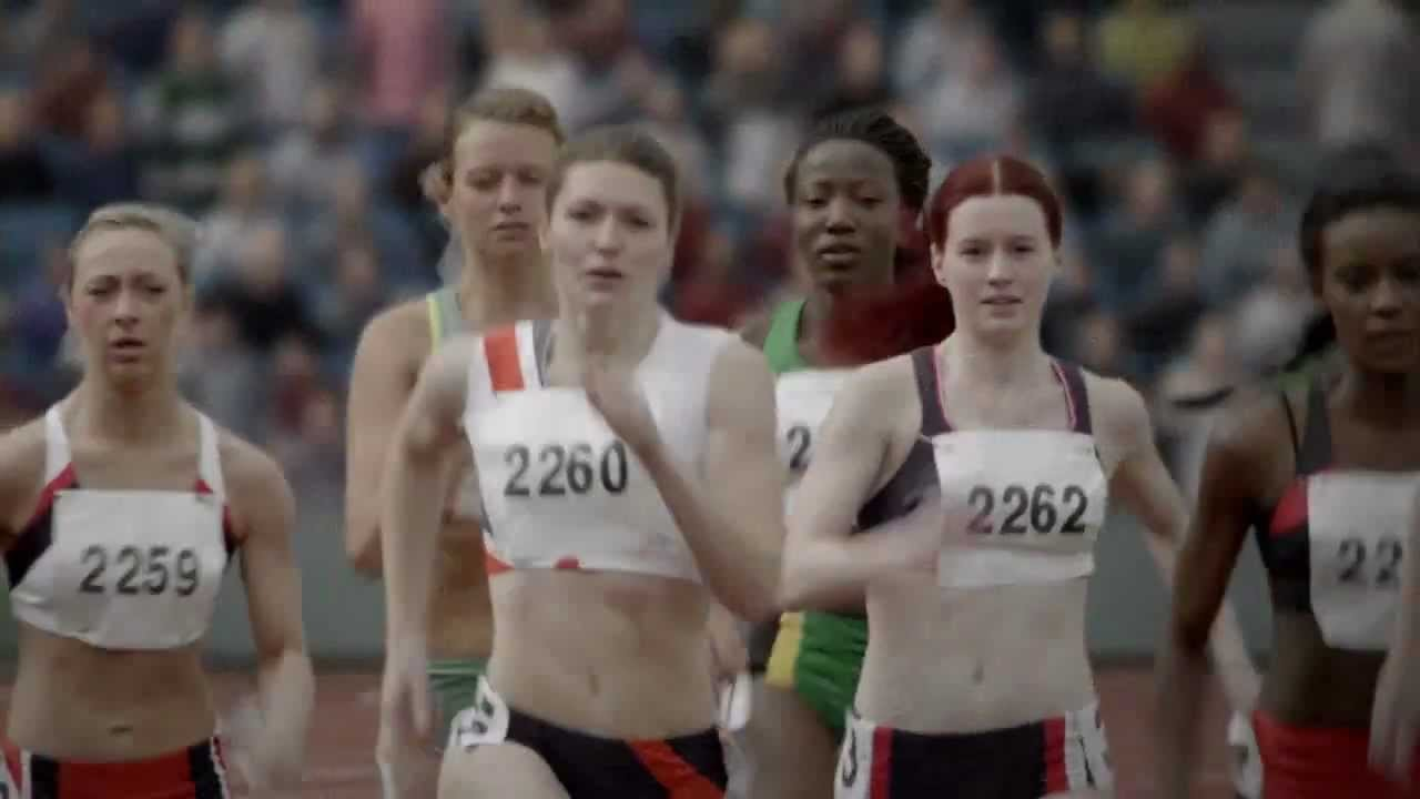 National Lottery funded athletes - TV advert Extended Version