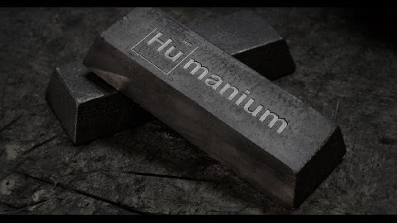 Humanium - The worlds most valuable metal