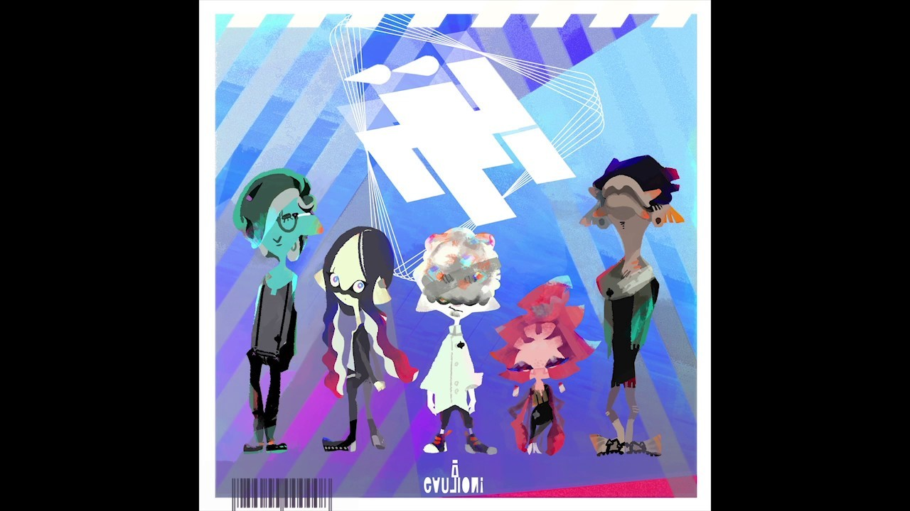 【Splatoon2】Wet Floor「Rip Entry」