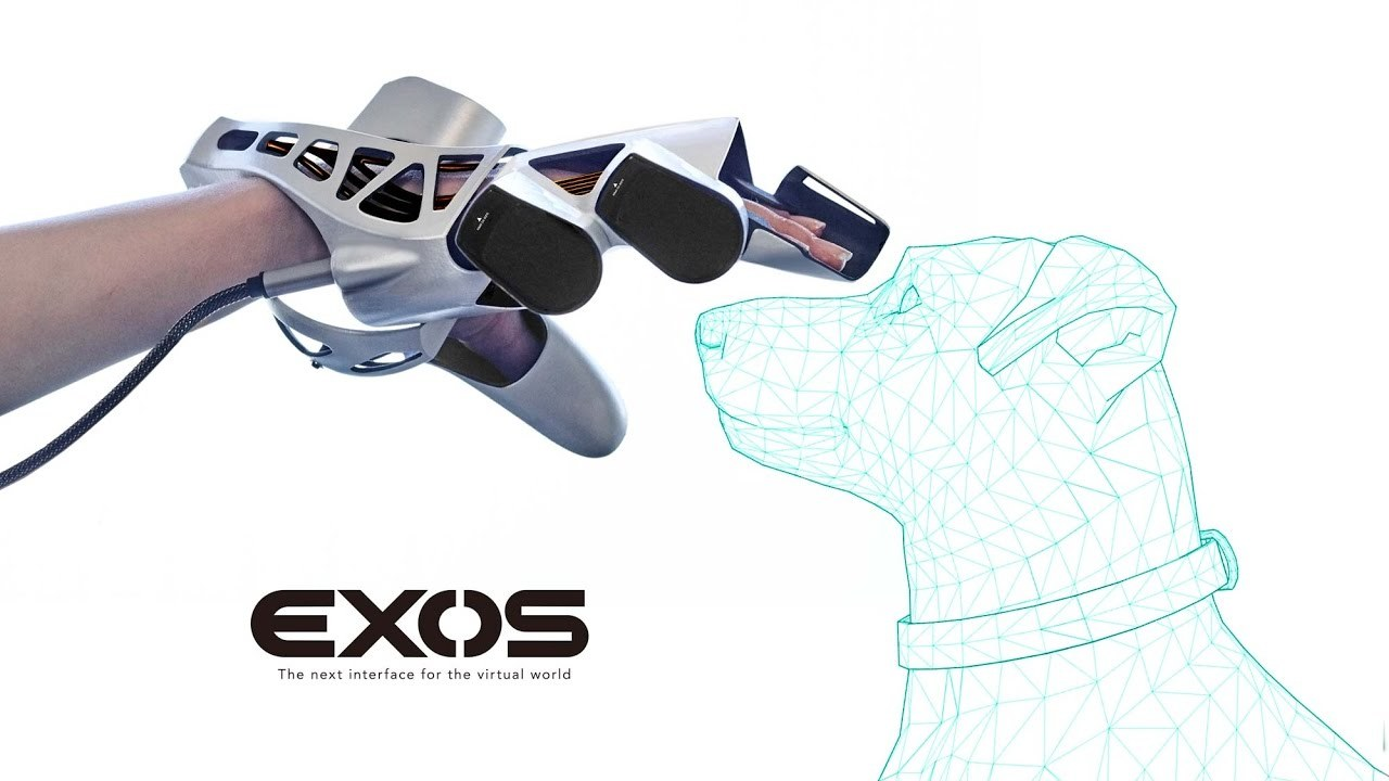 EXOS - The next interface for the virtual world - exiii Inc.