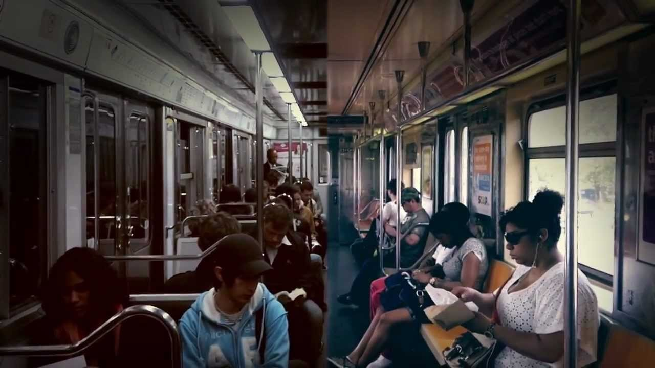 Splitscreen - A Love Story [A short film made with a phone]