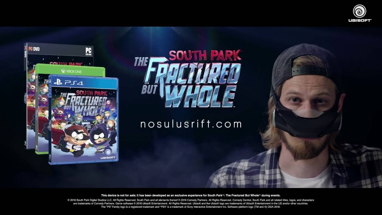 South Park: The Fractured But Whole - Nosulus Rift Experience