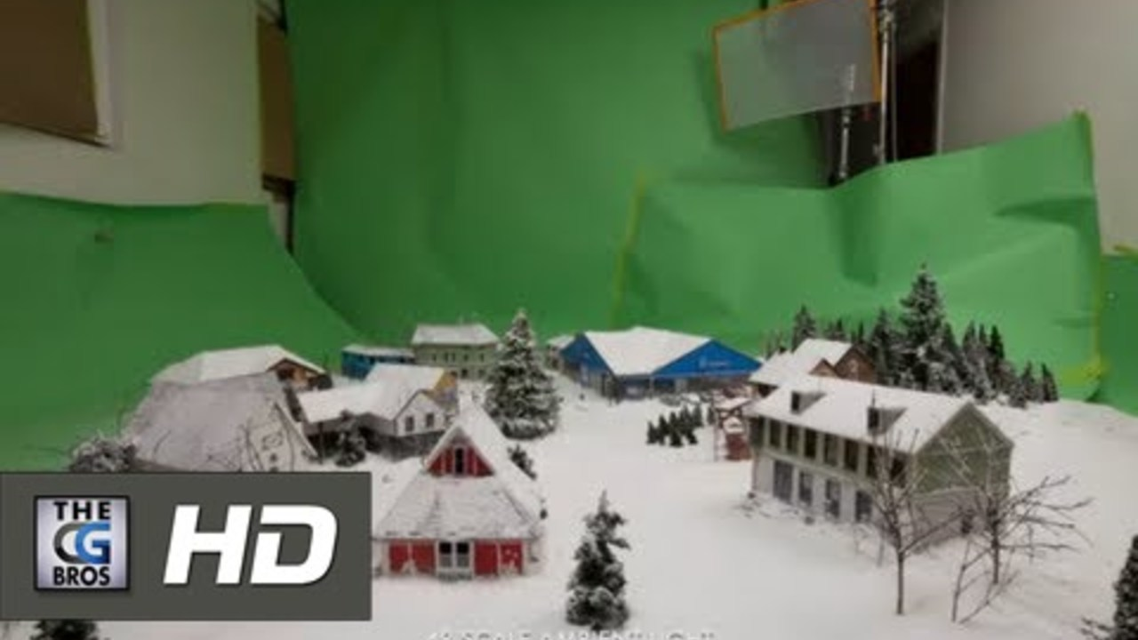 CGI VFX Motion Breakdown HD:
