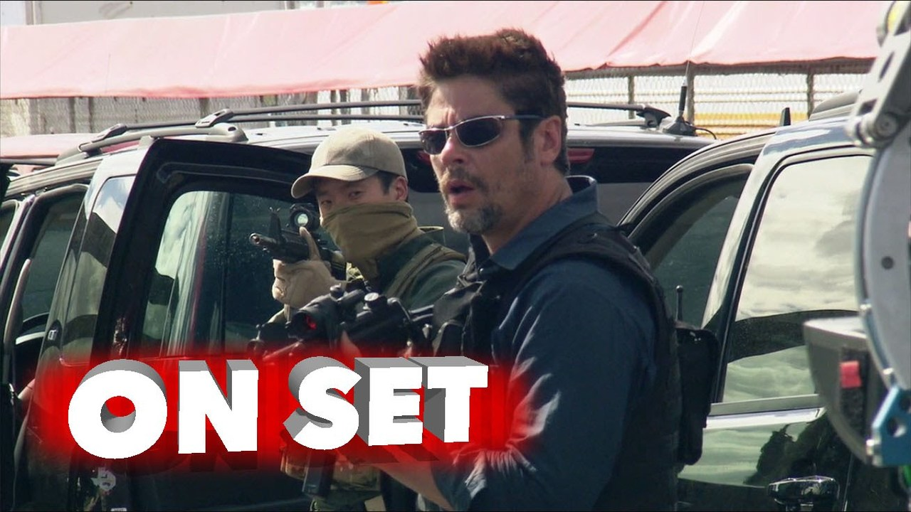 Sicario: Behind The Scenes Exclusive Featurette