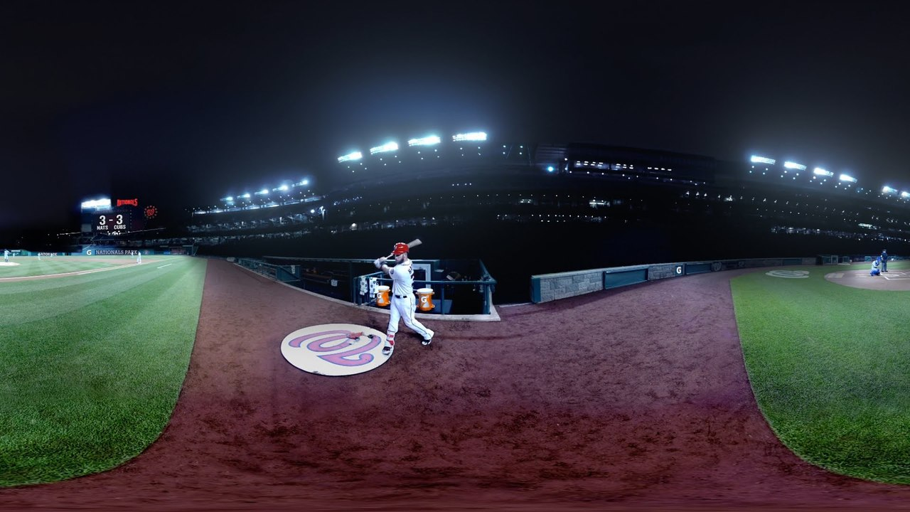Behind the Scenes: Gatorade - Bryce Harper Virtual Reality Experience