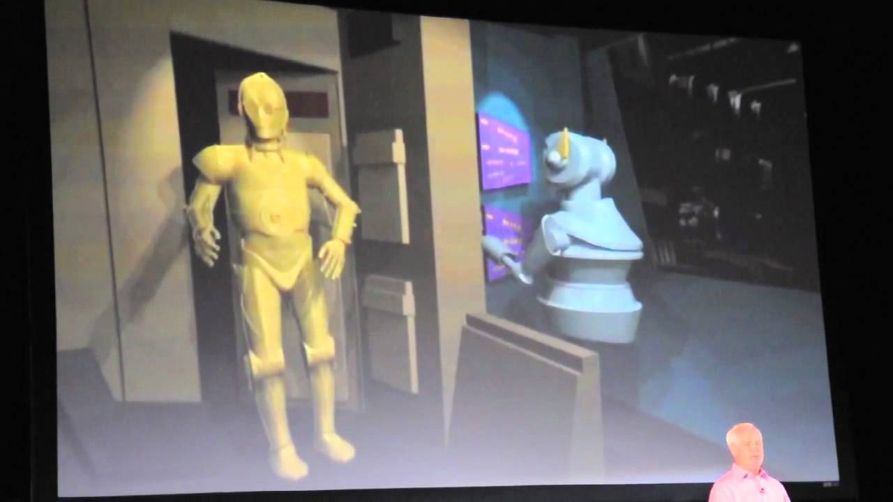 D23 Expo 2011 - Making Star Tours 2 Panel
